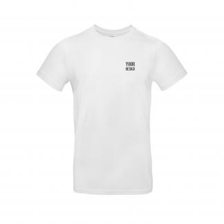 Breast T Shirt Print White