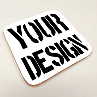 Custom Printed Coaster Pack
