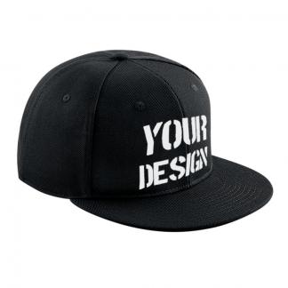 Custom Printed Snapback Cap