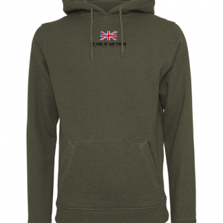 A to Z Carp Fishing Hoodie Front Mockup