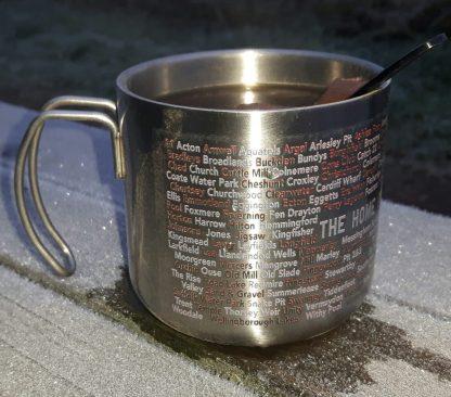 English Carp Fishery Limited Edition Tackle Tarts Mug