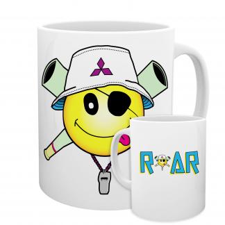 ROAR: The '90s Rave Podcast Mug
