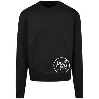 Paul Watts Hairdressing Logo Sweatshirt