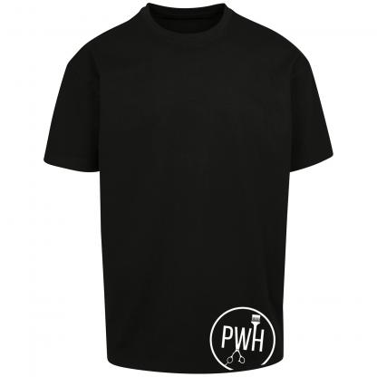 Paul Watts Hairdressing Logo T Shirt
