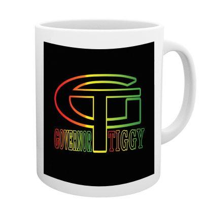 Governor Tiggy Logo Mug