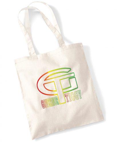 Governor Tiggy Logo Tote Bag