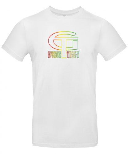 Governor Tiggy Logo T Shirt White