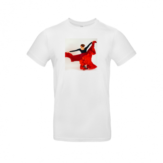 Musica Salsa Latin Anno Mystery Man T Shirt
