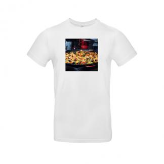 Musica Salsa Latin Anno Paella Party T Shirt