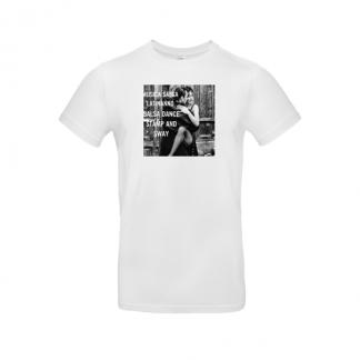 Salsa Dance Stamp & Sway T Shirt